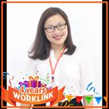 Ms Hoai Thuong- Headhunter at Worklink-HR